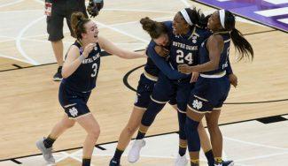 Notre Dame se corona en la NCAA con un triple sobre la bocina