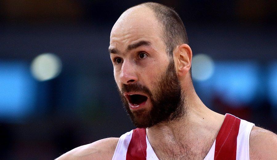 Vassilis Spanoulis suma en Grecia otro récord a su palmarés