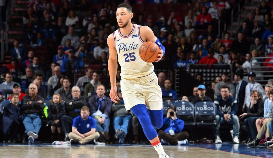 El ritmo histórico de Ben Simmons en triples-dobles: iguala a Kidd y Magic