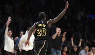 Los Lakers vuelven a fichar al 'otro Ingram' para completar su plantilla