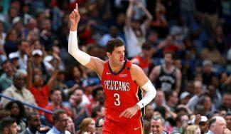 Mirotic sobre la nueva temporada de los Pelicans, minutos de alero…