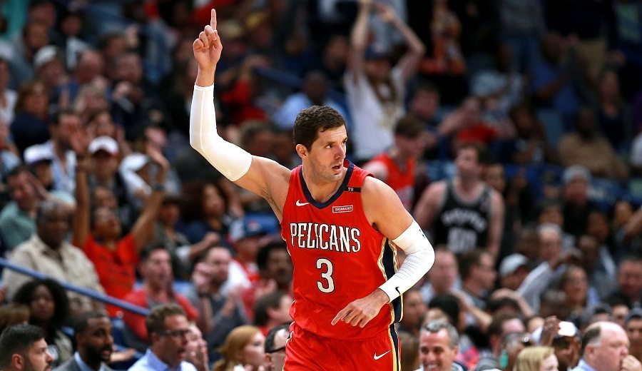 Nikola Mirotic (Pelicans); Foto: Sean Gardner / Getty Images