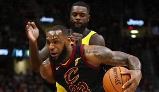 Los Cavaliers empatan a los Pacers con un LeBron James sobrehumano
