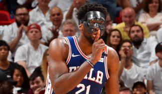 """Embiid vuelve, gana y declara que """"será una pesadilla"""" para los Heat"""