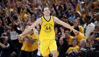 Los Pacers remontan a los Cavaliers con un gran Bojan Bogdanovic