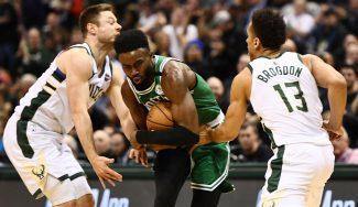 """Los Celtics caen ante unos Bucks extramotivados: """"No tuvimos respuesta"""""""