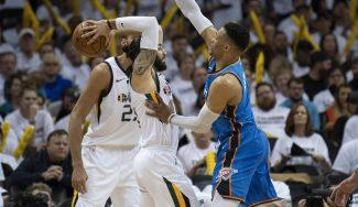 Westbrook, a la altura de LeBron y Chamberlain para sobrevivir