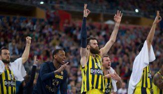 Fenerbahce elimina a Baskonia y alcanza la Final Four
