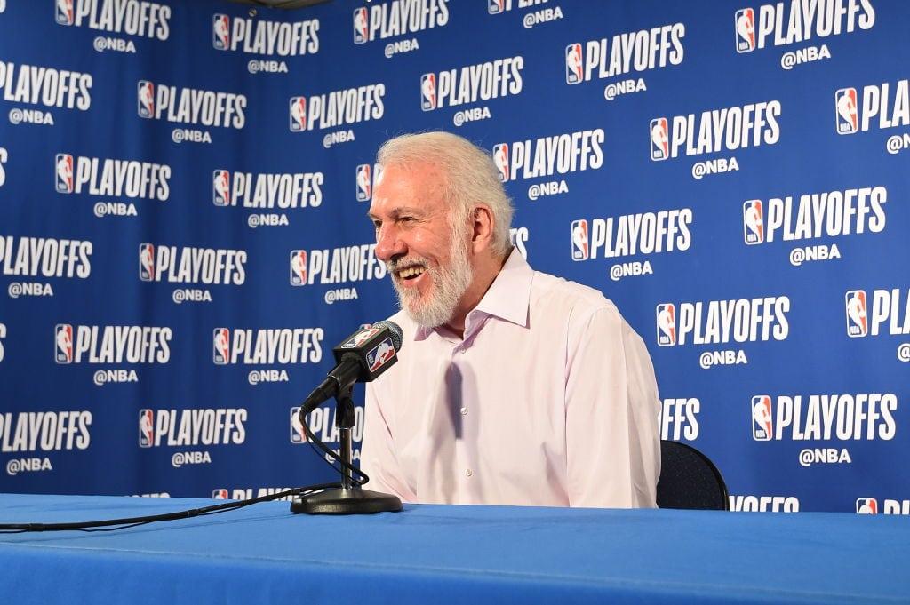 El 'genial' plan de Gregg Popovich para frenar a Kevin Durant