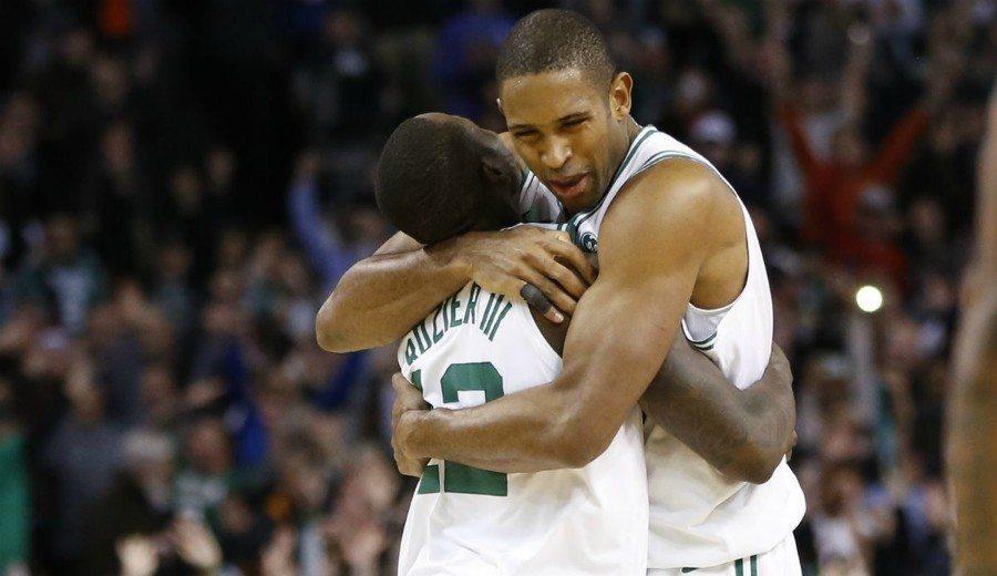 Los Celtics se deshacen de los Bucks y se cuelan en segunda ronda