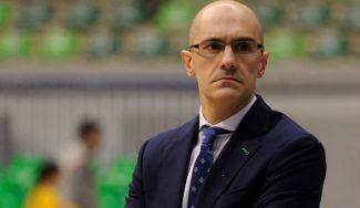 Javi Carrasco, el entrenador para salvar al Betis