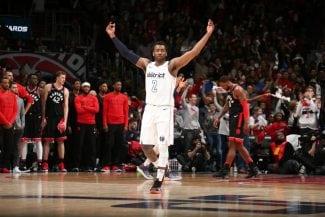 Los Wizards empatan la eliminatoria con el mejor John Wall