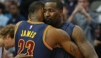 Kendrick Perkins, un refuerzo interior para LeBron James en los playoffs