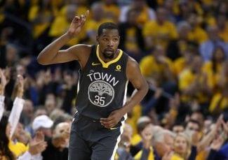 Los Warriors no dan tregua a los Rockets y se ponen 2-0 en la serie