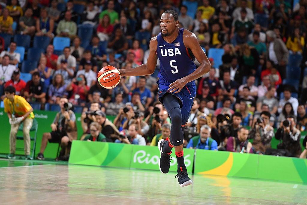 Estados Unidos anuncia su preselección de 35 jugadores