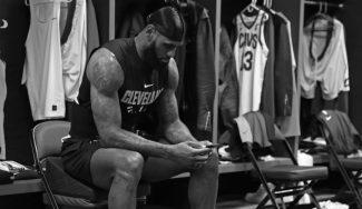 LeBron James se prepara para su apagón anual de redes sociales