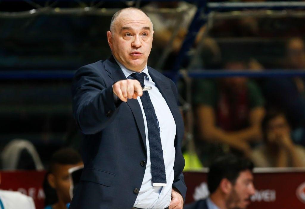 Pablo Laso se mete en el top-5 de entrenadores victoriosos de la Liga Endesa