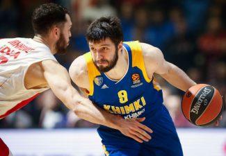El canastón de Stefan Markovic sobre la bocina para salvar al Khimki