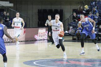 Tadas Sedekerskis se presenta al draft de la NBA