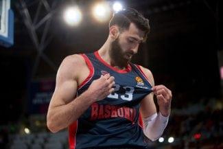 Tornike Shengelia, MVP de marzo en la Euroliga como líder del Baskonia