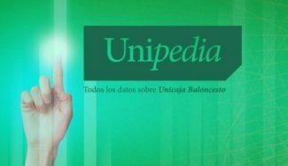 Nace la Unipedia: La historia estadística del Unicaja a golpe de click