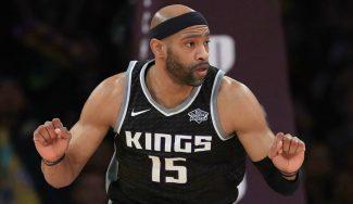 Vince Carter deja entrever la retirada de la NBA en 2019: «Al 90%…»