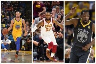 Curry y los Warriors vuelven a liderar la NBA… en ventas