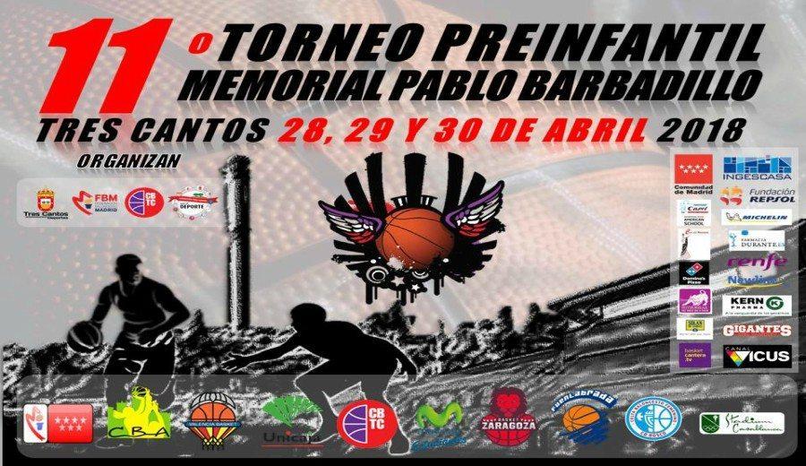 El 11º Memorial Pablo Barbadillo comienza en Tres Cantos