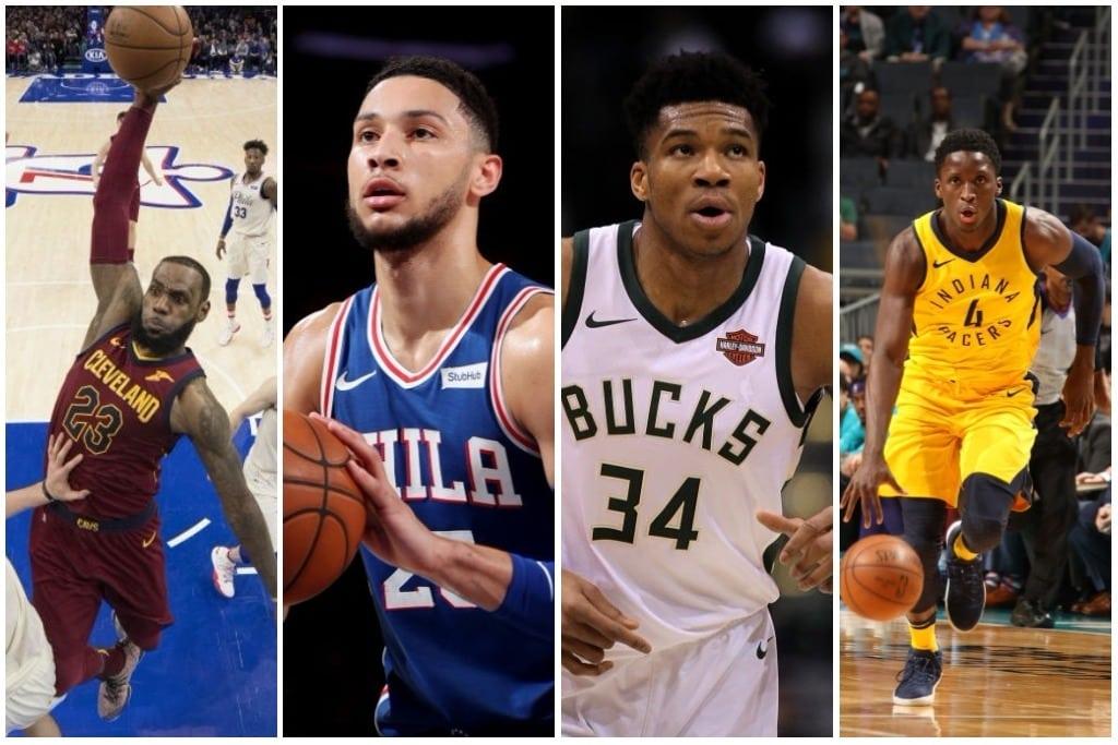 NBA: Guía definitiva para no perderse en la carrera por los playoffs del Este