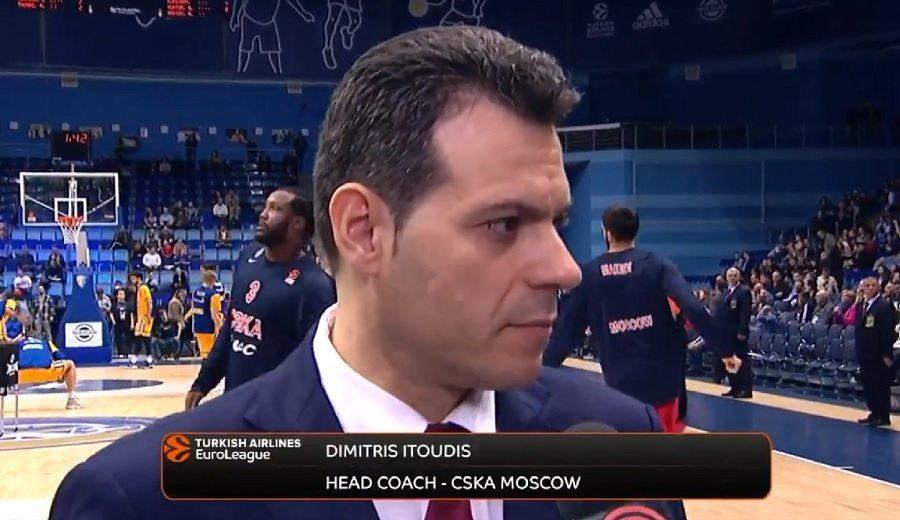La respuesta de Dimitris Itoudis a un reportero a lo Gregg Popovich