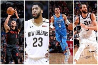 NBA: Guía definitiva para no perderse en la carrera por los playoffs del Oeste
