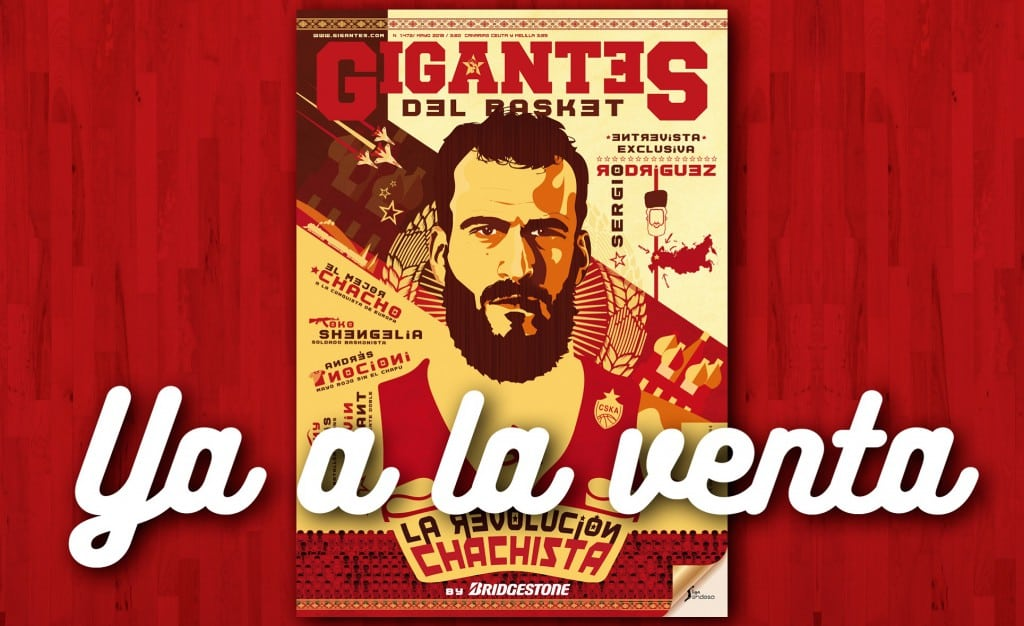 La Revolución Chachista: descubre los contenidos de la nueva Gigantes