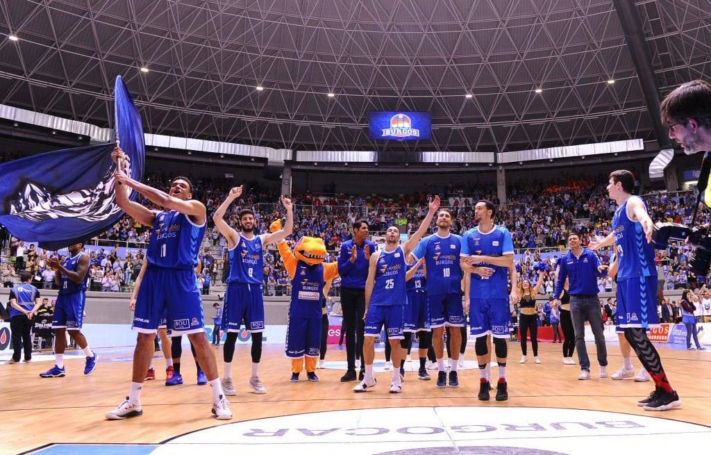 ¡Lo consiguió! El San Pablo Burgos seguirá una temporada más en ACB