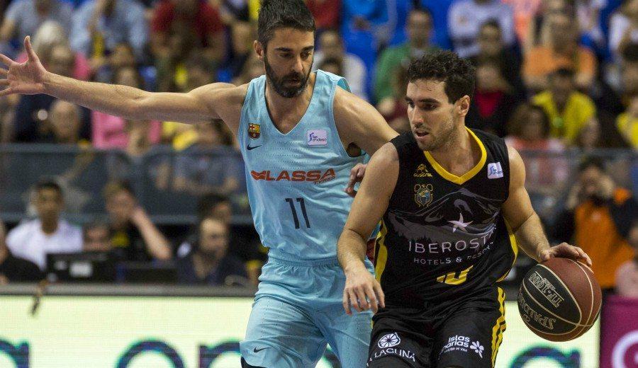 El Iberostar Tenerife sueña con los playoffs tras vencer al Barcelona Lassa
