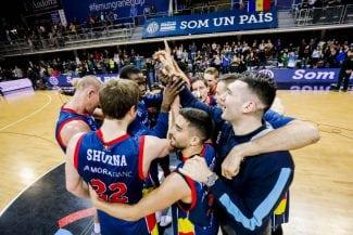 Playoffs ACB: Unicaja y Andorra se clasifican; sólo una plaza libre