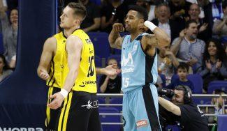 El Estudiantes se agarra a las opciones de 'playoff' ganando al Canarias