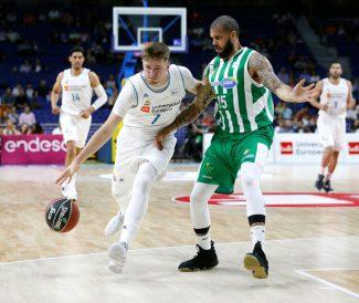 Un triple-doble de Luka Doncic 'envía' a LEB Oro al Real Betis