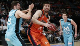 El Valencia Basket se asegura el factor cancha en primera ronda de playoffs
