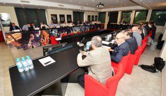 La ACB continúa sin presidente: una detención y una votación infructuosa