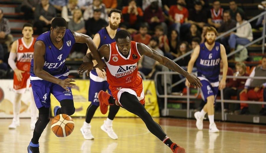 Manresa-Melilla, la final del 'playoff' por el ascenso a la Liga Endesa