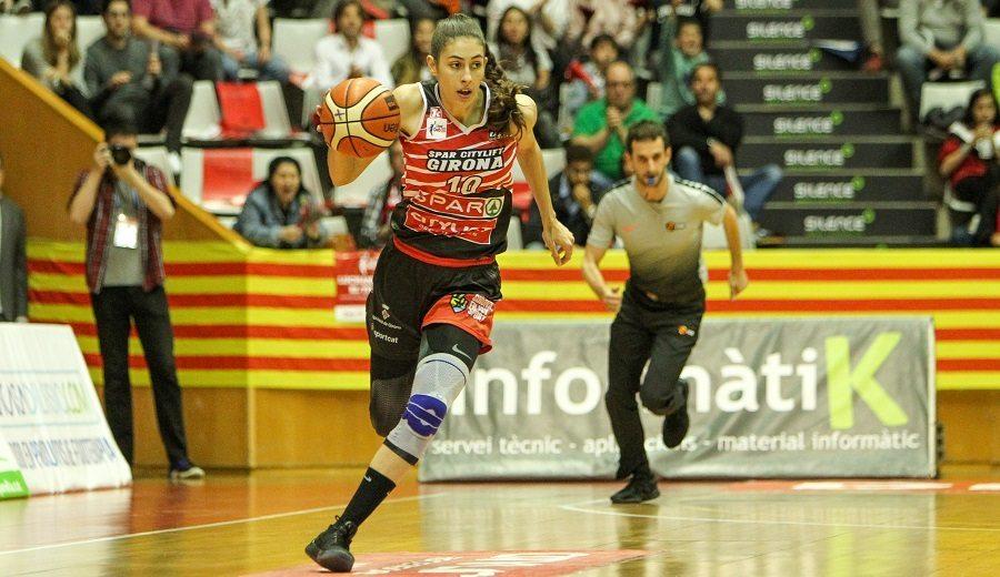 María Conde se marcha del Girona: jugará en Polonia
