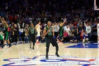 Al Horford decide el increíble final del Sixers-Celtics. ¡Tatum!
