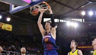 Ante Tomic deja en el aire su continuidad en el Barcelona