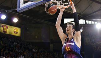 El Barcelona Lassa no tiene ninguna piedad del Morabanc Andorra