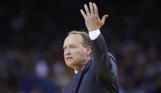 Mike Budenholzer será el entrenador de los Bucks de Antetokounmpo