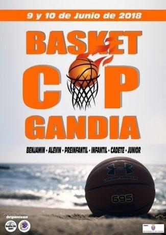 La Basket CUP Gandía está a punto de arrancar