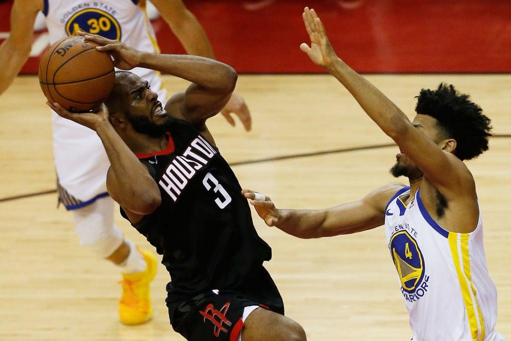 Chris Paul, baja para el Game 6 contra los Golden State Warriors