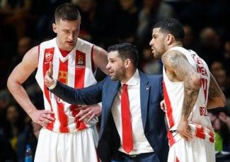 Dusan Alimpijevic deja el banquillo del Estrella Roja