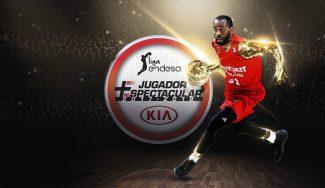 Christian Eyenga, Jugador Más Espectacular de la Liga Endesa 2017-18