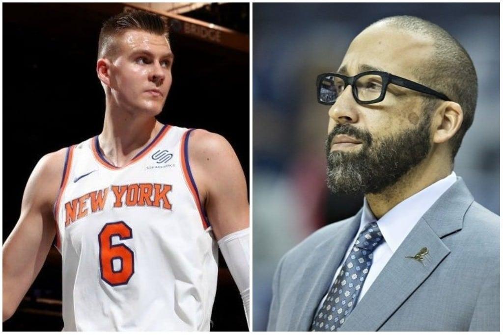 Locura o genialidad: el quinteto gigante que quieren probar los Knicks